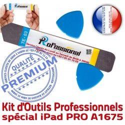 PRO 9.7 Vitre Professionnelle Remplacement Ecran KIT iPad 2016 iSesamo Outils Tactile A1675 Réparation Démontage iLAME Qualité Compatible