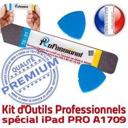 Professionnelle 10.5 Démontage Vitre KIT Remplacement Compatible PRO 2017 Réparation iPad iSesamo A1709 Qualité Tactile Outils iLAME Ecran