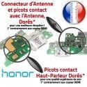 Honor 6X Charge Rapide Chargeur Connecteur Câble Prise RESEAU Micro ORIGINAL Microphone Antenne USB Qualité Nappe OFFICIELLE