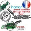 Honor 5X JACK Haut-Parleur Microphone Antenne ORIGINAL Qualité Téléphone Charge Chargeur PORT Câble Nappe Micro OFFICIELLE USB