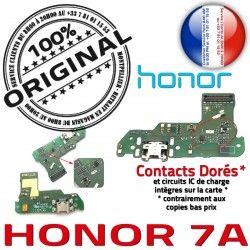 Prise Chargeur Nappe Antenne Qualité Charge OFFICIELLE USB Alimentation ORIGINAL Téléphone 7A Honor Microphone Type-C Câble PORT
