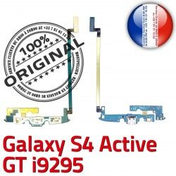 C Nappe Connecteur S4 Charge Active MicroUSB Chargeur Qualité ORIGINAL Antenne Galaxy GT Prise Microphone i9295 OFFICIELLE Samsung