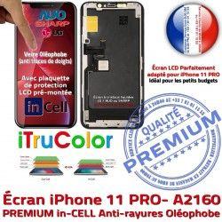A2160 Affichage PRO Complet LCD Tactile iPhone SmartPhone inCELL Assemblé Vitre PREMIUM Réparation Retina Qualité Écran in 11 Verre 5,8