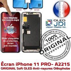 11 ORIGINAL Apple Vitre A2215 5,8 soft Tone PRO True iPhone OLED Affichage Retina KIT pouces SmartPhone Écran Super Asse Tactile Chassis