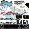 Film Protecteur Apple iPad A2604 Chocs Trempé Filtre Protection Ecran Anti-Rayures Incassable ESR Bleue 2021 Verre Lumière Vitre