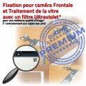 iPad Mini2 A1490 Noir Réparation Tactile Fixation Vitre Filtre Oléophobe Caméra Bouton Monté Home Ecran Tablette Adhésif Nappe Verre