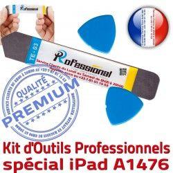 PRO iLAME A1476 Compatible Tactile iPadAIR Vitre KIT Qualité Professionnelle Outils iSesamo Ecran Réparation Remplacement iPad Démontage