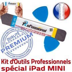 Professionnelle Réparation Mini Remplacement PRO A1455 Qualité Vitre A1454 iLAME iPadMini KIT iPad iSesamo Compatible Démontage Tactile A1432 Ecran Outils