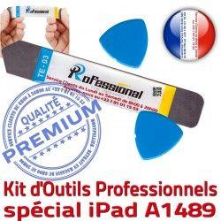 Professionnelle Remplacement Tactile KIT Démontage Vitre Outils Réparation iSesamo iPad Compatible iPadMini PRO Ecran Qualité A1489 iLAME