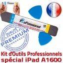 iPadMini 3 iLAME A1600 Remplacement iPad Ecran Professionnelle Vitre Démontage Outils iSesamo Réparation Tactile Compatible Qualité KIT PRO