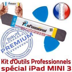 PRO Compatible 3 Démontage iSesamo Remplacement iLAME iPadMini A1599 Qualité Réparation Outils KIT A1600 Ecran Vitre Professionnelle Tactile Mini3 iPad