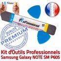 SM P605 iLAME Samsung Galaxy Remplacement NOTE Tactile Outils Compatible Démontage KIT iSesamo Vitre Professionnelle Réparation Ecran Qualité