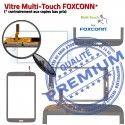 Samsung Galaxy TAB 3 SM-T3100 N inch SM Vitre Supérieure Qualité à en Verre Ecran Prémonté 8 Coller Tactile TAB3 Assemblée PREMIUM T3100 Noire