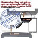 Samsung Galaxy TAB 3 GT-P3210 B Assemblée 7 Verre Blanche en P3210 Prémonté LCD PREMIUM Qualité Ecran Adhésif TAB3 GT Tactile Supérieure Vitre