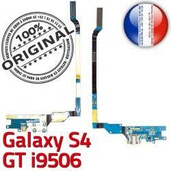 Antenne Chargeur RESEAU MicroUSB GT-i9506 Microphone Galaxy C GT S4 OFFICIELLE Samsung Connecteur ORIGINAL Qualité Prise Charge i9506 Nappe