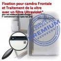 iPad AIR A1822 Noir Caméra Réparation Adhésif Oléophobe Nappe Tactile Qualité Vitre Monté IC Fixation Verre HOME Tablette Ecran