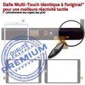 Samsung Galaxy TAB A SM-T580 N Noir SM en Qualité T580 Supérieure Noire PREMIUM Tactile Ecran TAB-A Vitre 10.1 Chocs Verre Résistante aux