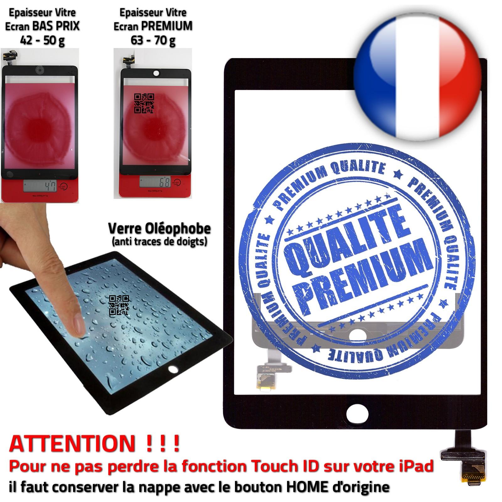 Vitres en Verre PREMIUM Apple iPad Mini 3 Retina 7.9 inch